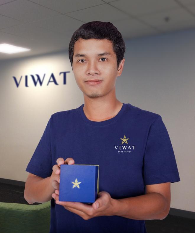 Dong ho Viet Viwat ra mat vao thang 8 hinh anh 3