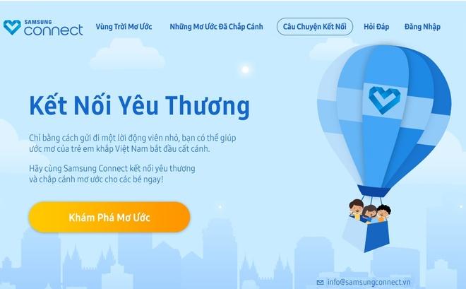 Samsung Connect Ket noi yeu thuong anh 4