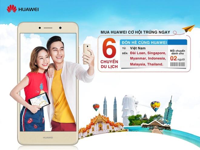 Nhung uu diem giup Huawei Y7 Prime duoc san don mua he nay hinh anh 4