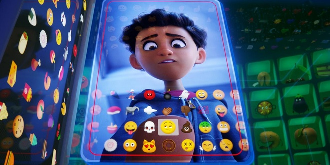 'Emoji': The gioi vui nhon cua cac bieu tuong cam xuc hinh anh