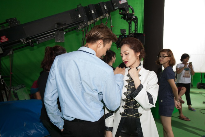 Soobin Hoang Son - Bao Anh, Will - Jun Vu bat cap trong du an phim moi hinh anh 8