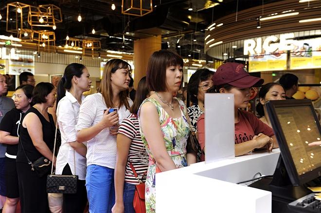 'An het chau A'taiVincom Times City Ha Noi hinh anh 5