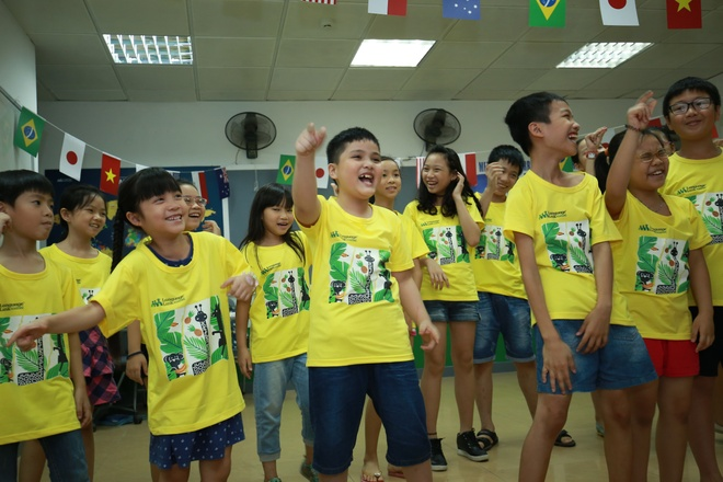 Tang cuong thuc hanh tieng Anh cho tre voi cac chuyen da ngoai hinh anh 7