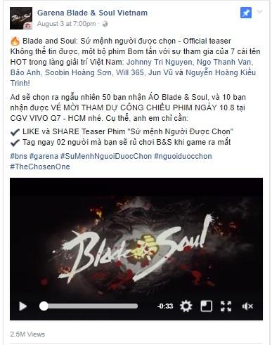 Blade and Soul: Su menh nguoi duoc chon anh 1