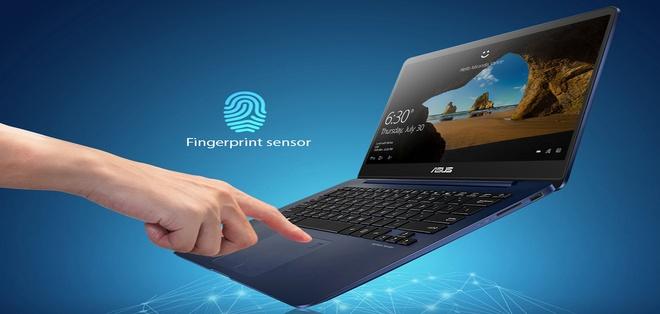 Diem nhan thiet ke cua mau laptop di dong ZenBook UX430 hinh anh 9