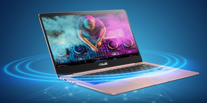 Diem nhan thiet ke cua mau laptop di dong ZenBook UX430 hinh anh 10