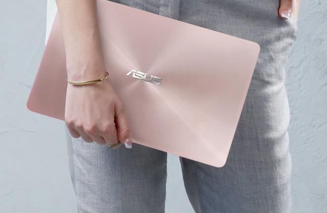 Diem nhan thiet ke cua mau laptop di dong ZenBook UX430 hinh anh