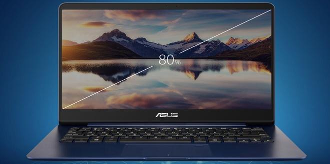 Diem nhan thiet ke cua mau laptop di dong ZenBook UX430 hinh anh 4