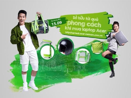 Acer tung khuyen mai lon mua tuu truong hinh anh 1