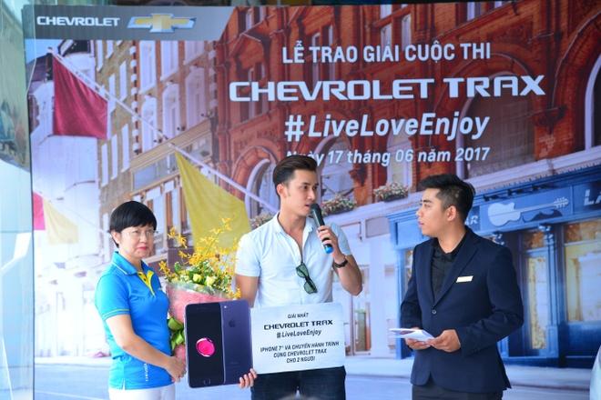 Cuoc thi anh 'Chevrolet Trax #LiveLoveEnjoy' tim ra quan quan hinh anh 2