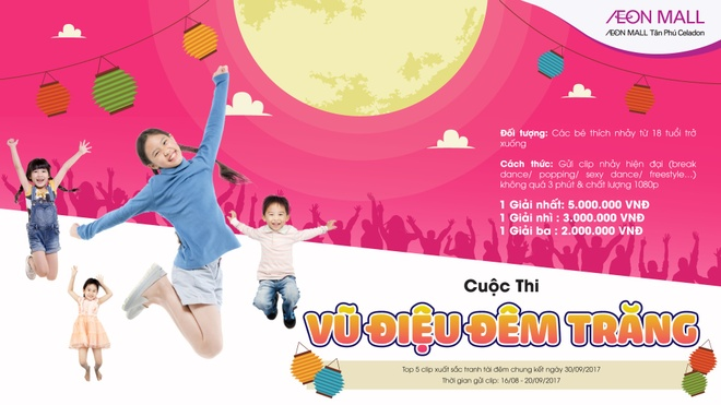 Loat hoat dong hap dan mua tuu truong tai AEON Mall Tan Phu Celadon hinh anh 3