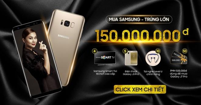 Don Note 8, loat smartphone Samsung chinh hang giam toi 4 trieu dong hinh anh 3