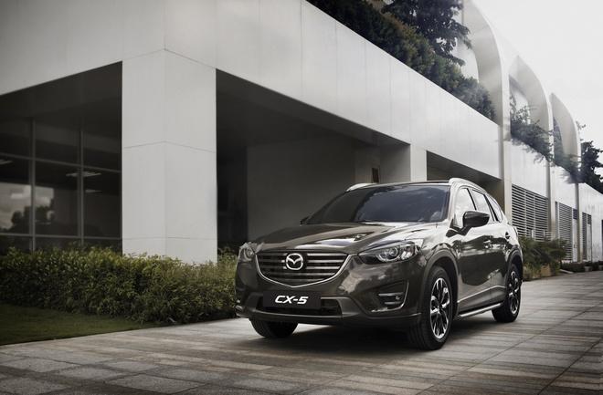 Mazda CX-5 giam gia 32 trieu dong trong thang 8 hinh anh