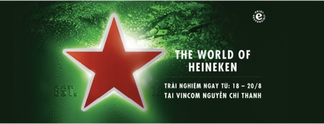 The World of Heineken anh 2