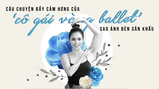 Cau chuyen day cam hung cua 'co gai vang ballet' sau anh den san khau hinh anh