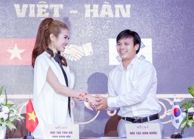Mocha ung dung cong nghe Viet - Han vao san xuat my pham hinh anh