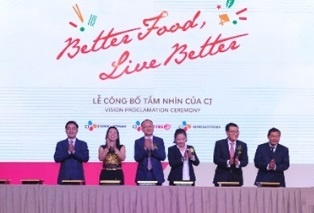 CJ Foods day manh hoat dong tai Viet Nam hinh anh