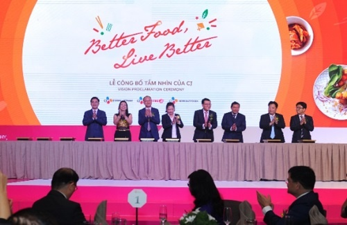 CJ Foods day manh hoat dong tai Viet Nam hinh anh 1