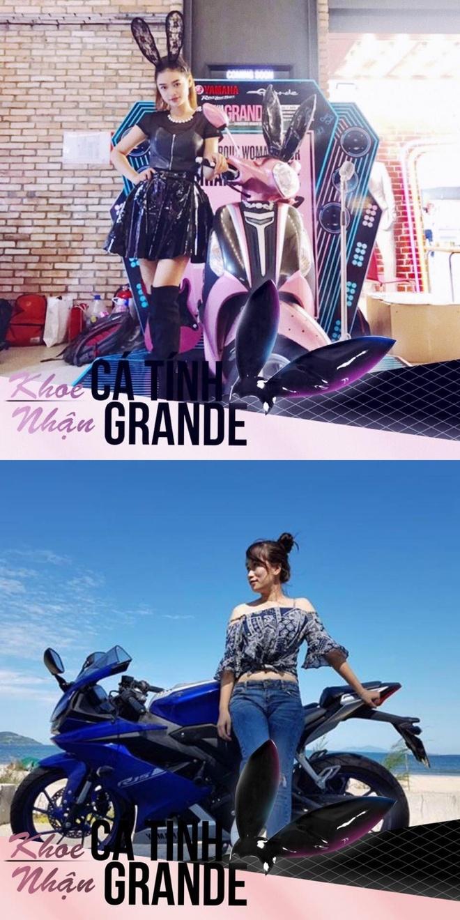 Co hoi cuoi nhan cap ve xem Ariana Grande cung Yamaha Grande hinh anh 3