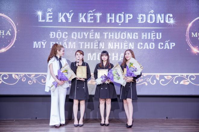 Mocha ung dung cong nghe Viet - Han vao san xuat my pham hinh anh 8