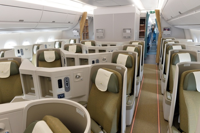 Can canh sieu may bay A350-900 thu 8 cua Vietnam Airlines hinh anh 3