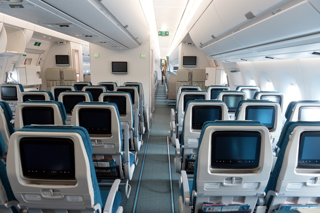 Can canh sieu may bay A350-900 thu 8 cua Vietnam Airlines hinh anh 4