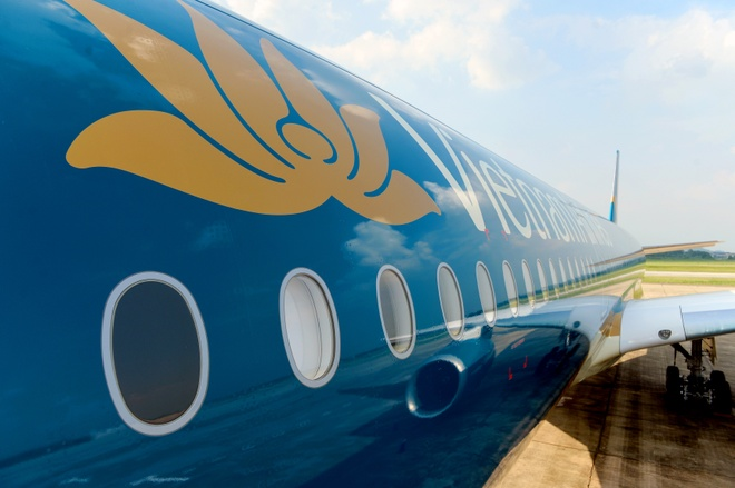 Can canh sieu may bay A350-900 thu 8 cua Vietnam Airlines hinh anh 9