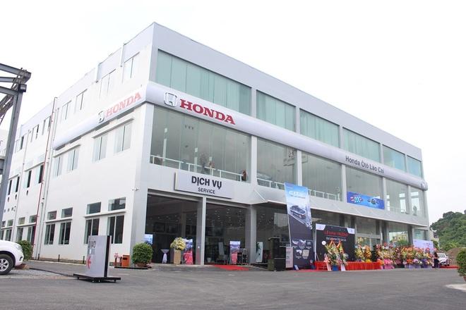Honda VN khai truong dai ly dat tieu chuan 5S thu 20 tren ca nuoc hinh anh 4