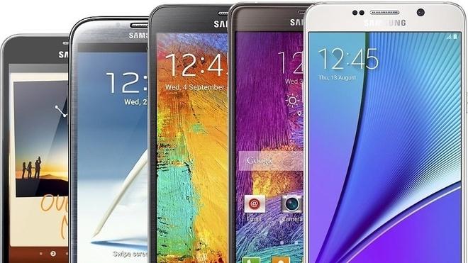Galaxy Note 8: Samsung viet tiep hanh trinh Galaxy Note hinh anh