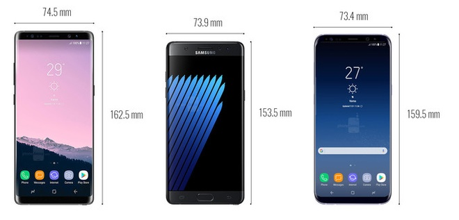 Chan dung Galaxy Note 8 truoc gio G hinh anh 1
