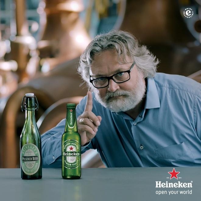 Bac thay u bia cua Heineken sap den Viet Nam hinh anh 3