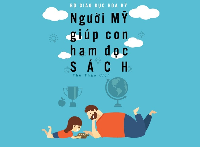 Tang cuon 'Nguoi My giup con ham doc sach' tai Hoi cho sach quoc te hinh anh