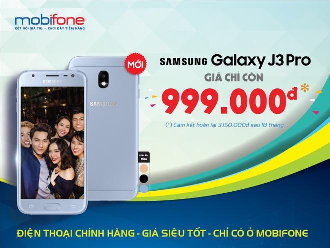 MobiFone ban dien thoai Samsung kem goi cuoc 4G hinh anh 2
