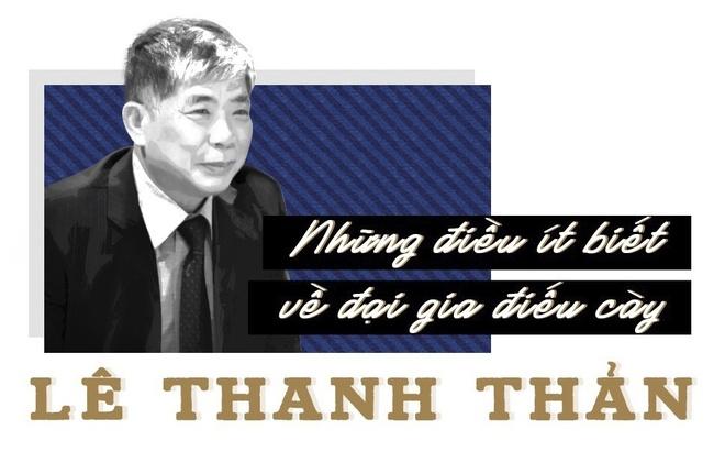 Nhung dieu it biet ve 'dai gia dieu cay' Le Thanh Than hinh anh