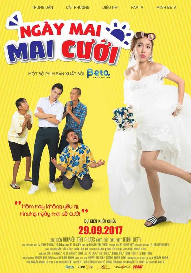 Trailer 'Ngay mai Mai cuoi' he lo danh sach chong cua Dieu Nhi hinh anh 2