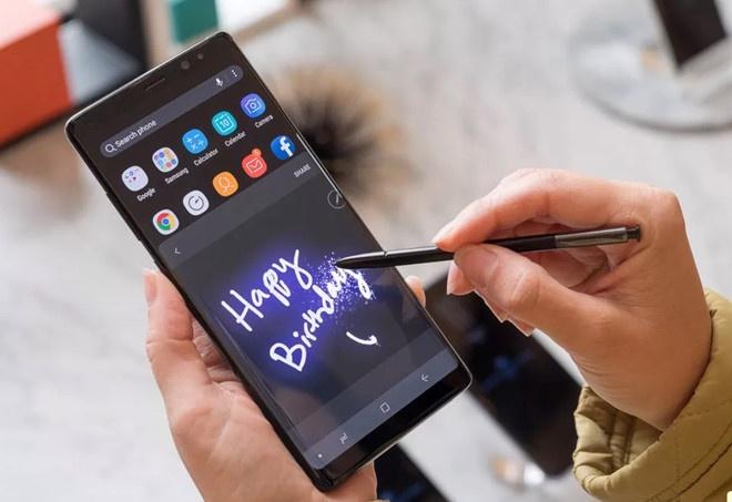 5 diem hut nguoi dung cua Samsung Galaxy Note 8 hinh anh 4