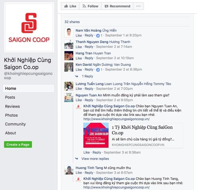 Nhan von 1 ty dong khi thang giai 'Khoi nghiep cung Saigon Co.op' hinh anh 3