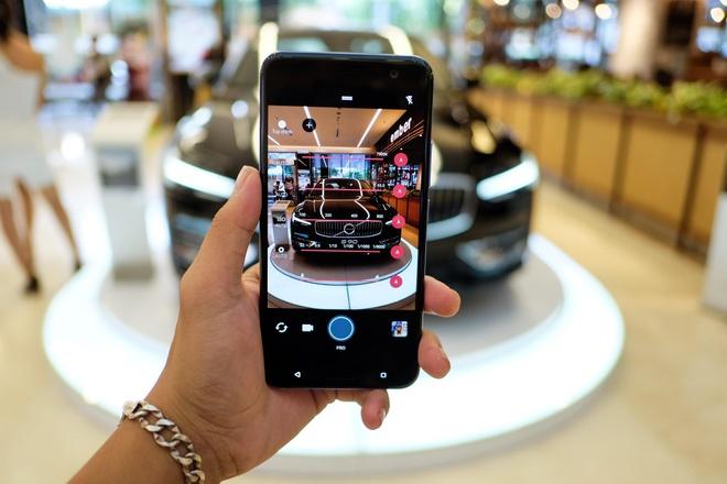 HTC U11: Khong chi la smartphone chup hinh dep nhat hinh anh