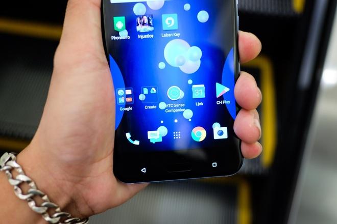 HTC U11: Khong chi la smartphone chup hinh dep nhat hinh anh 4