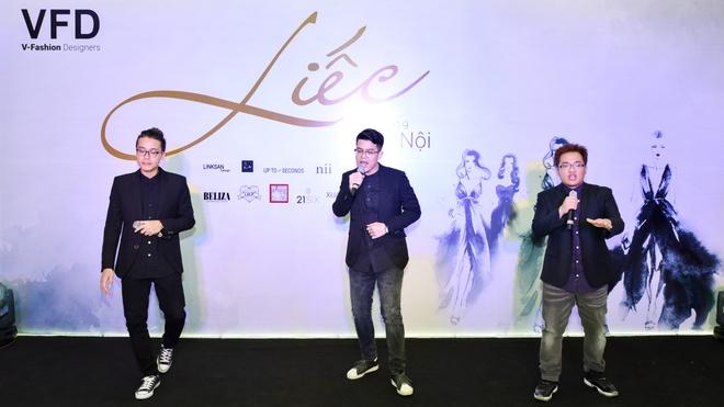 'Liec' fashion show - ban hoa ca cua mau sac va am thanh hinh anh 12