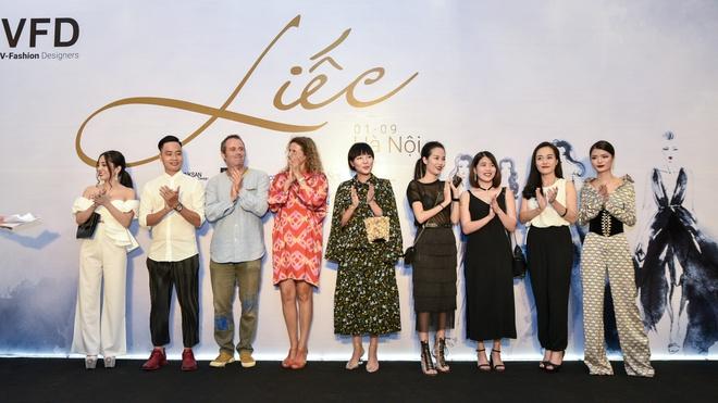'Liec' fashion show - ban hoa ca cua mau sac va am thanh hinh anh 14