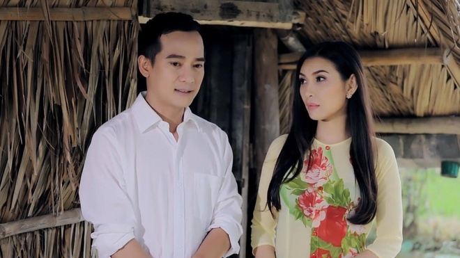Mai Le Quyen va Doan Minh bi cha me cam yeu trong MV moi hinh anh