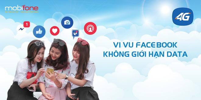 Luot Facebook bang 4G MobiFone toc do cao chi 40.000 dong/thang hinh anh 1
