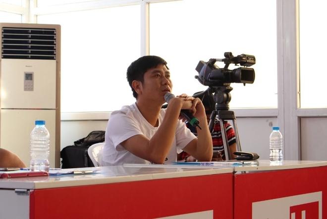 Ho Hoai Anh cung Luu Thien Huong ngoi ghe nong 'BeU with Honda 2017' hinh anh 1