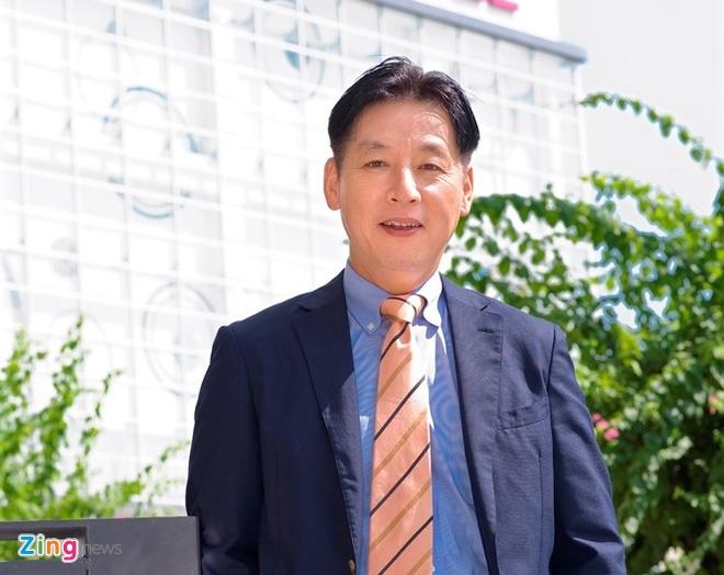 TGD Aeon Mall Viet Nam: 'Viet Nam la thi truong quan trong nhat DNA' hinh anh