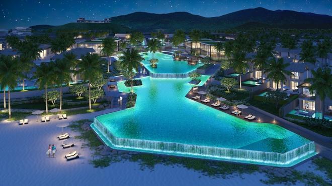 Sun Premier Village Kem Beach Resort hut dau tu nho uu dai nua ty dong hinh anh