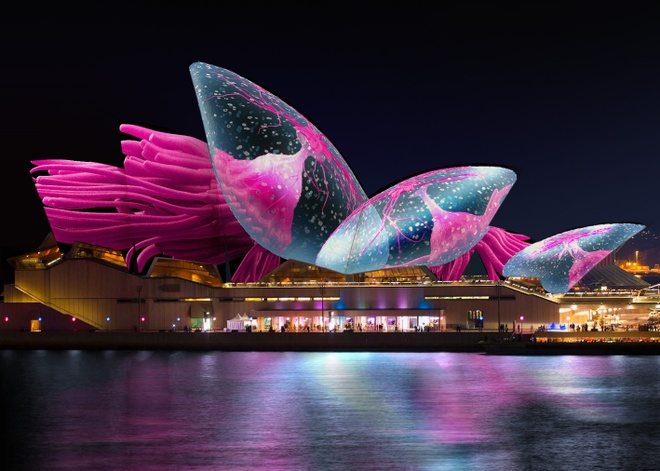 Ghe tham Sydney - kinh do anh sang cua Australia hinh anh