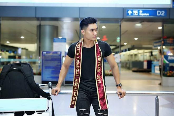 Sieu mau Luong Gia Huy len duong du thi 'Nam vuong Dai su Hoan vu' hinh anh 1
