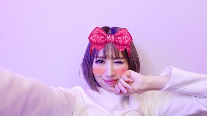 Hoc cach selfie hut like cua Min, Isaac, Soobin hinh anh 7