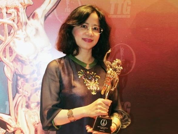 Vietravel lan thu 6 nhan giai thuong TTG Travel Awards hinh anh